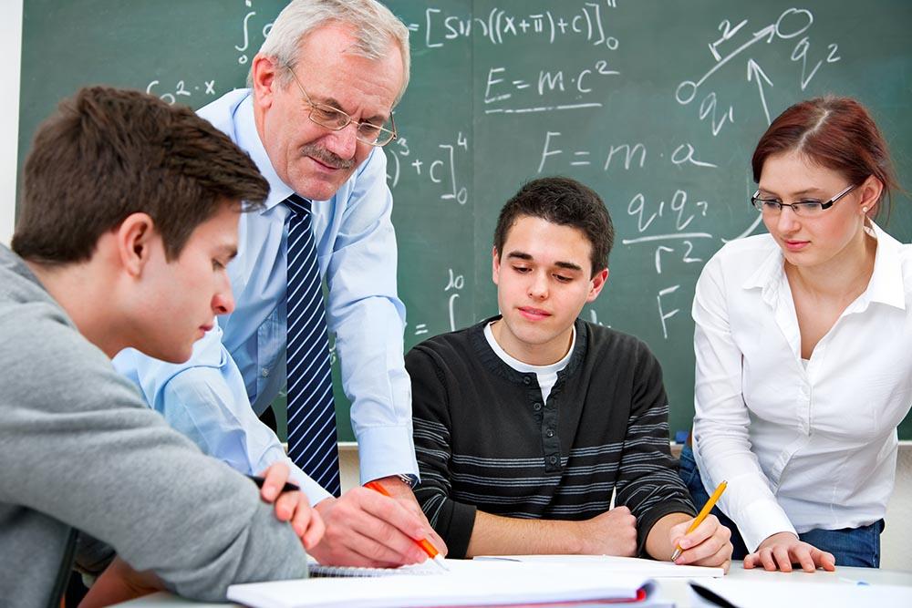 Как хорошо учиться, или как завоевать расположение преподавателей?